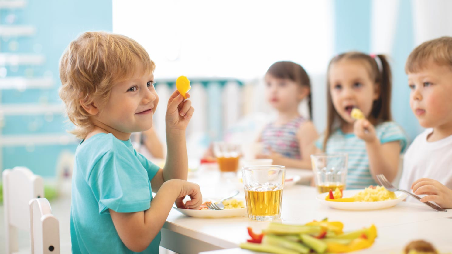 childrens food safety